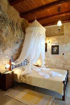 Elena's Crete Cave House Tour
