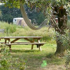 Natuurcamping De Joxhorst - Overijssel   Bijzonderecamping.nl Camper Life, Outdoor Furniture, Outdoor Decor, Glamping, Caravan, Netherlands, Holland, Places To Visit, Travelling