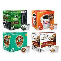 Keurig® K-Cup® Pack Coffee Value Packs