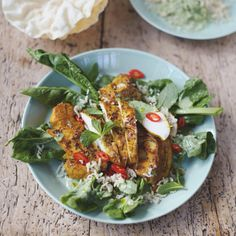 Jamie Oliver's Bombay Chicken and Cauliflower - Woman And Home