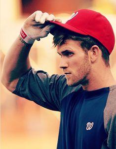 Bryce Harper---favorite rookie...ummm...... yeah
