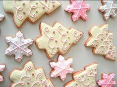 Biscotti di Natale decorati con ghiaccia,RICETTA SEMPLICE e VELOCE - YouTube