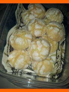 Vyskúšajte niečo nové. Citrón je jednou z obľúbených prísad do múčnikov. Tento recept Vám dáva do pozornosti: Šéfkuchári.sk Czech Recipes, Crinkles, Christmas Cookies, Czech Food, Muffin, Ice Cream, Meat, Baking, Breakfast