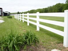 PVC fence is easy to clean with basic household cleaning materials.If you want,just click the website and buy it.