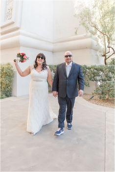 Mandalay Bay Hotel & Casino, Las Vegas Nevada // L Wedding Blue, Hotel Wedding, Our Wedding Day, Dress Wedding, Casual Bride, Casual Wedding, Las Vegas Wedding Photographers, Las Vegas Weddings, Mandalay Bay Hotel