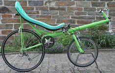 Green Recumbent