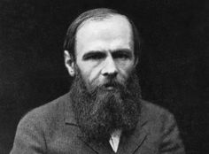 Click the image to read a short biography of Dostoevsky.