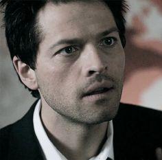 Misha Collins as Castiel ❤❤❤