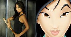 Disney revela que Mulan es bisexual   http://caracteres.mx/disney-revela-que-mulan-es-bisexual/?Pinterest Caracteres+Mx