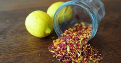 - Raw Sprinkles -  dry raspberries, lime-,lemon- and orange zest, - use hydrator or low oven to dry