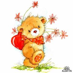 Ilustración de oso de peluche juguetes de peluche - 25 HQ Jpg