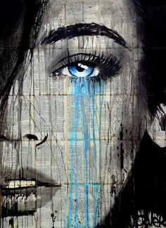 """Saatchi Art Artist LOUI JOVER; Drawing, """"in to it all"""" #art"""