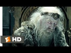The Lord of the Rings: The Two Towers Movie CLIP - Healing the King HD I love how gimli legolas and aragorn are all fighting like mad and then gandalf is just walking calmly towards the king. Power Chord, The Two Towers, Man Character, End Of Days, The Power Of Love, Day Trading, Money Trading, Take Back, In A Nutshell
