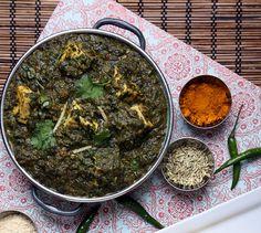 Olives for Dinner | Recipes for the Ethical Vegan: Vegan Palak Paneer