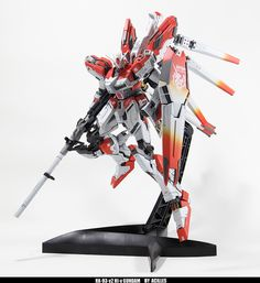 GUNDAM GUY: RX-93-v2 Hi-v Gundam Custom - Custom Build