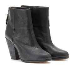 Classic Newbury Leather Ankle Boots / Rag & Bone... iWant