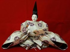 Japanese Doll, Japanese Art, Asian Doll, Dolls, Christmas Ornaments, Holiday Decor, Crafts, Asian, Puppets