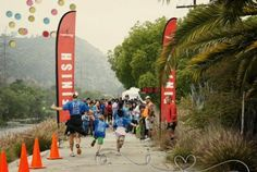 Race for a Great Cause during the LA River Fun Run! | Hollywood Hotel