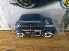 Hot Wheels - Morris Mini