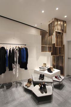 Isabel Marant opens two new stores in Asia designed by Ciguë