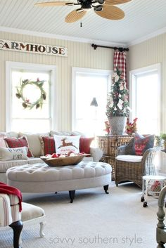 Savvy Southern Style: Christmas Tours One Stop Shop