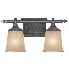 """Austin Collection 17 1/2"""" Wide Bathroom Wall Light"""