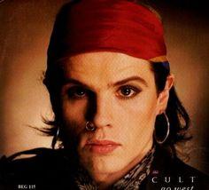 Ian Astbury ~ The Cult
