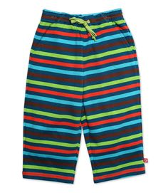 Pagoda Stripe Toddler Pant | Zutano: Clothes Unique As Your Baby