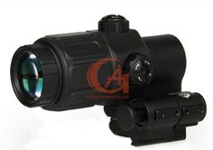 67.99$  Buy here - http://aliowz.worldwells.pw/go.php?t=32665196862 - Tactical Airsoft Holographic Sight 3x Magnifier for Red Dot Sights With STS Mount Scope For Hunting Rifle HT6-0063
