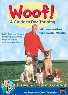 Woof! A Guide to Dog Training « dogsiteworld.com