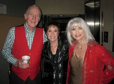 Jan Howard, George Hamilton IV & Emmy Lou Harris (2011) George Hamilton Iv, Bill Anderson, West Plains, Grand Ole Opry, Country Music Stars, Country Artists, Singer, Singers
