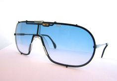 RARE  903 CAZAL Sunglasses 1980s Western Germany by ifoundgallery, $395.00