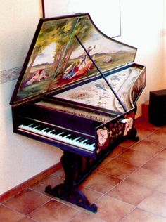 I want this beautiful piano. Now.