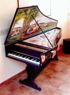 piano ♪♫♥.....La música es el corazón de la vida. Por ella habla el amor; sin ella no hay bien posible y con ella todo es hermoso. Franz Liszt
