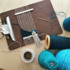 Clipboard loom // smileandwave's photo on Instagram