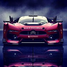 You will ❤ MACHINE Shop Café... ❤ Best of Racing @ MACHINE ❤ (Sensational Citroen Race Car)
