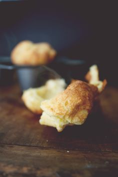 Warm, buttery popovers. You really can't go wrong...