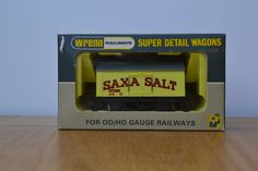 W4665P Salt Wagon SAXA
