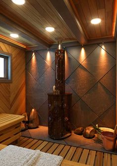 Incredible Palette Sauna Room For Winter Decoration 14