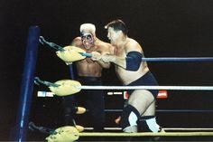 Stan Hansen, Sting, WCW