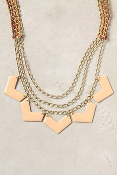 Azimuth Necklace