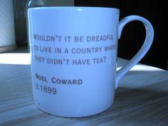 Nightmare mug...