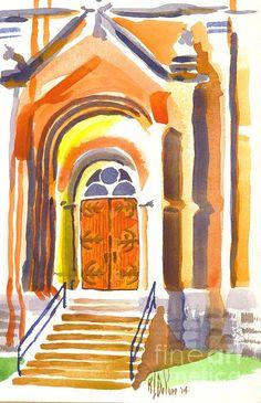 Entranceway by Kip DeVore