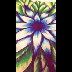 My flower drawing
