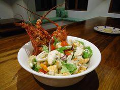 Lobster Salad Gold Coast Queensland, Lobster Salad, Culinary Classes, Cobb Salad, Cooking, Food, Baking Center, Kochen, Hoods