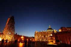Ultimate Christmas Holiday Destinations - The Vatican