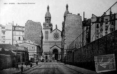 Sainte Anne - Rue Charles Fourier