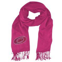 Carolina Hurricanes NHL Pashi Fan Scarf (Pink)