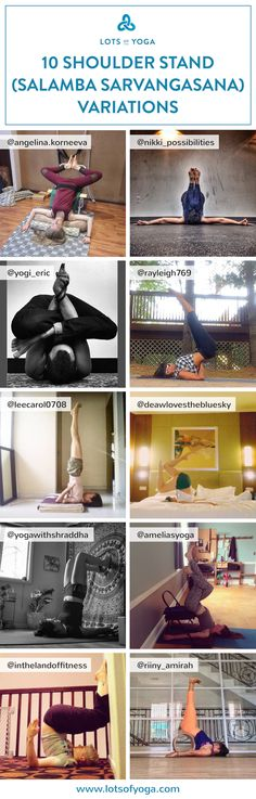 Shoulder Stand (Salamba Sarvangasana) For Beginners Shoulder Stand Yoga, Yoga Fitness, Health Fitness, Yoga Props, Aerial Silks, Acro, Yoga Sequences, Natural Healing, Namaste