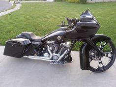 2011 Harley Davidson Road Glide Custom Bagger